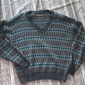 Vintage 80s 90s Men's Jantzen sweater XL